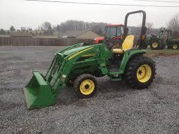 nice john deere 4310 4x4 compact tractor loader tractor loader