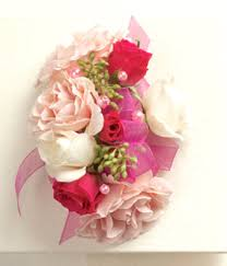 corsage flowers blushing beauty corsage at from you flowers