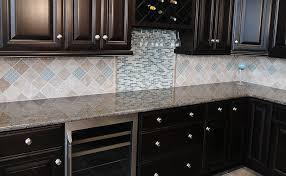 glass tile backsplash with dark cabinets best kitchen backsplash glass tile dark cabinets dark cabinets white