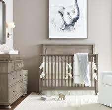White Rug Nursery Chunky Braided Wool Rug