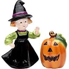Salt Pepper Halloween Costumes Cutest Collectibles Halloween Salt Pepper Shakers