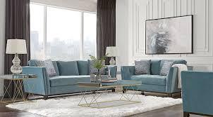 Blue Living Room Furniture Sets Living Room Sets Living Room Suites Furniture Collections