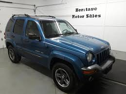 jeep liberty 2004 for sale 2004 jeep liberty sport heritage motor sales in hillsboro oh