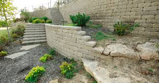 Landscaping Ideas For Slopes Tulsa Landscape Design Ideas For Landscaping Slopes Outdoor Living
