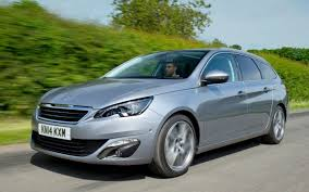 peugeot blue peugeot 308 sw review