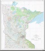 minnesota topographic map minnesota maps from omnimap the leading international map store