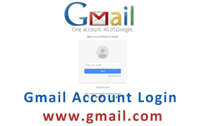 Gmail Sign In Www Gmail Sign In New Account Gmail Login Email Sign In Page