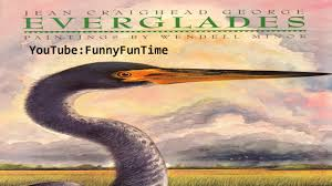 everglades by jean craighead george books for children read