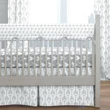 Plain Crib Bedding Decoration Blue And Gray Nursery Bedding Bedroom Plain Moose