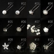 bridal hair pins bridal hair accessories ebay