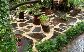 small garden landscaping ideas rock best garden reference