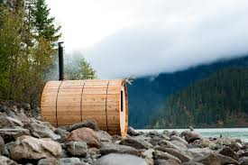 building a diy outdoor sauna in the backcountry gibbons whistler