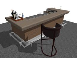 Typical Desk Dimensions Standard Commercial Bar Dimensions Typical Heights Ag Cad Designs