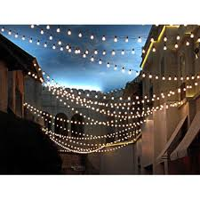 100 ft long christmas lights 52 ft patio light stringer plt yxl c2a l24