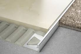 schluter reno t same height transitions for floors profiles
