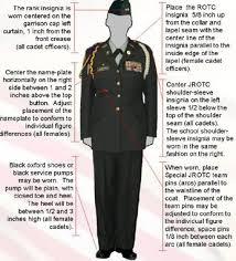 cadet uniform san diego high educational complex