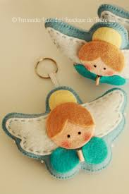 angelito de fieltro felt craft ideas pinterest felting felt