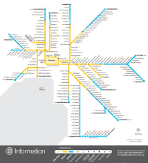 melbourne tram map maps transport willsprecinct