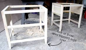 How To Make A Bedside Table Out Of Wood by Diy Bedside Table Nightstand