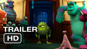 monsters university official teaser 1 2013 monsters prequel