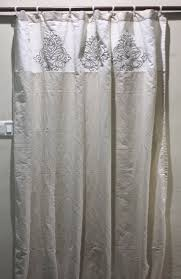 Embroidered Linen Curtains Curtains Embroidered