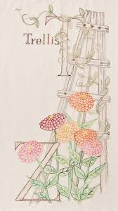 162 best garden trellis images on pinterest garden trellis