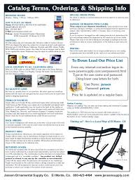 jansen parts catalog 33
