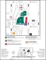 Map Of Lansing Michigan by Event Parking Lansing Mi
