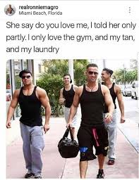 Jersey Shore Meme - 91 5 the beat elle god s plan jersey shore edition facebook