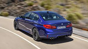new 2018 bmw m5 priced from 89 640 motoring research