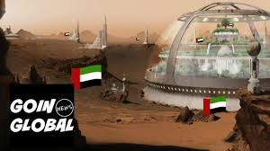 global news uae plans to make first city on mars youtube