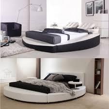 foshan elegant ronmantic wedding circle bed furniture european