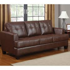 Sofa Sleeper Leather Coaster Samuel Sofa Sleeper Coaster Furniture