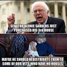 Bernie Sanders New House Pictures Feisty Mred331 Twitter