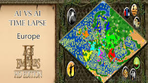 Europe Map Games by Age Of Empires Ai Vs Ai
