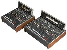 Best Small Mixing Desk 961 962 Studer Professional Mixing Consoles