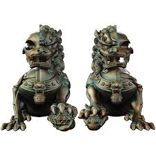 pictures of foo dogs xxray plus 8 foo dogs set