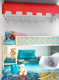 kidz rooms 45 cool ikea kura beds ideas for your kids rooms digsdigs