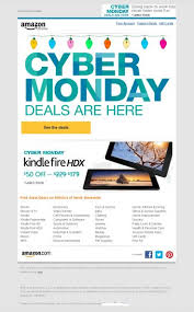 black friday cyber monday amazon top 20 black friday u0026 cyber monday email inspirations