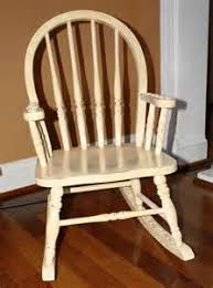 Unfinished Wood Rocking Chair Unfinished Wood Chairs Children Loccie Better Homes Gardens Ideas
