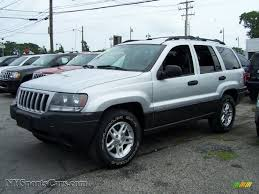 silver jeep grand cherokee 2007 2004 jeep grand cherokee laredo 4x4 in bright silver metallic