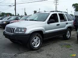 jeep cherokee silver 2004 jeep grand cherokee laredo 4x4 in bright silver metallic