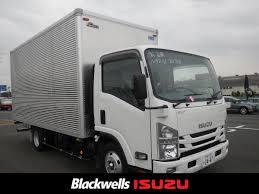 isuzu npr npr85 crane truck 2015 blackwells new used
