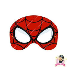 buy childrens diy printable spider man mask simply party