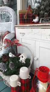 257 best christmas cottage style images on pinterest christmas