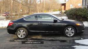 2 door black honda accord honda hq wallpapers and pictures page 21