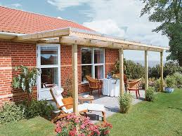 sommerküche selber bauen terrassenüberdachung selber bauen schritt für schritt bauen de