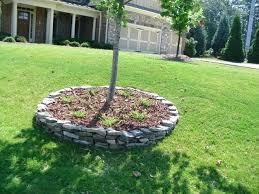 landscaping around a tree u2013 bowhuntingsupershow com