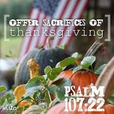 jeremiah 30 19 out of them shall come songs of thanksgiving and