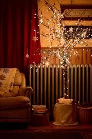 Curtain Christmas Lights Indoors 105 Best Twig Trees U0026 Lights Images On Pinterest Twig Tree